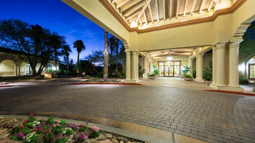 Marriott One-Bedroom Villa for Stagecoach 4 people