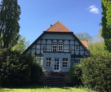 ***Übernachte im Gutshaus Stelle/Isernhagen*** - Isernhagen - Casa