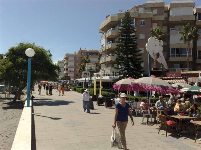 Apartamento en primera linea de playa (nany) - Málaga - Apartment