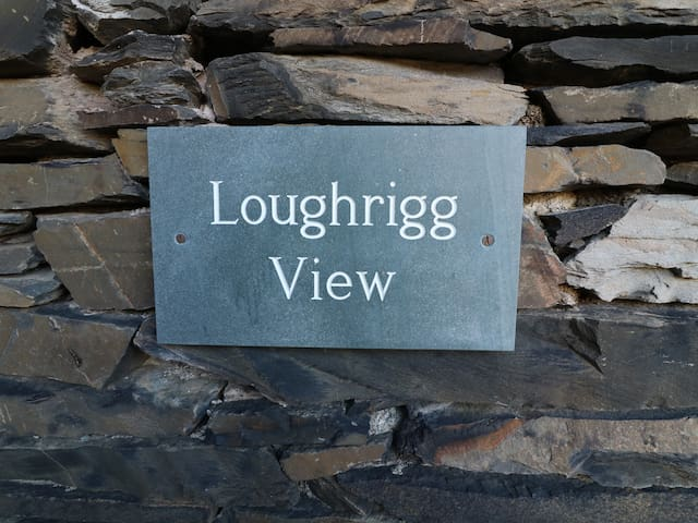 LOUGHRIGG VIEW, family friendly in Ambleside, Ref 972228