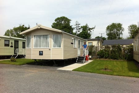 Static Caravan to let in Amroth Pembs - Amroth - 기타