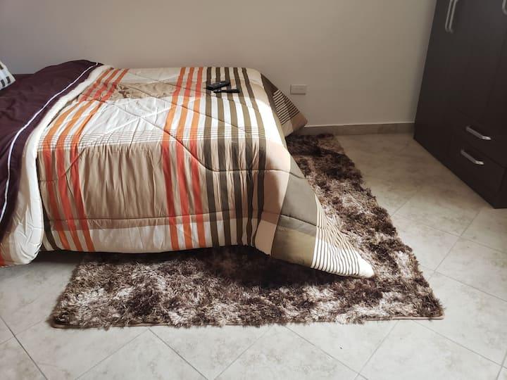 Confortable suite en la ciudad de Loja.