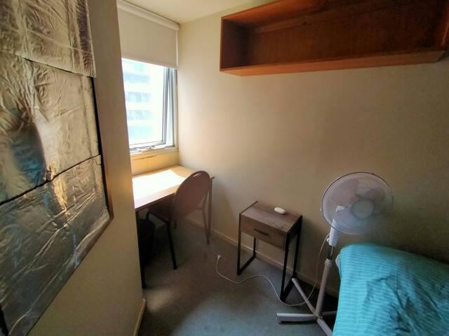 Room in Swanston 488 street near tram station