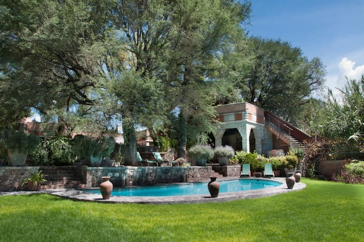 San Miguel de Allende - Bed & Breakfast