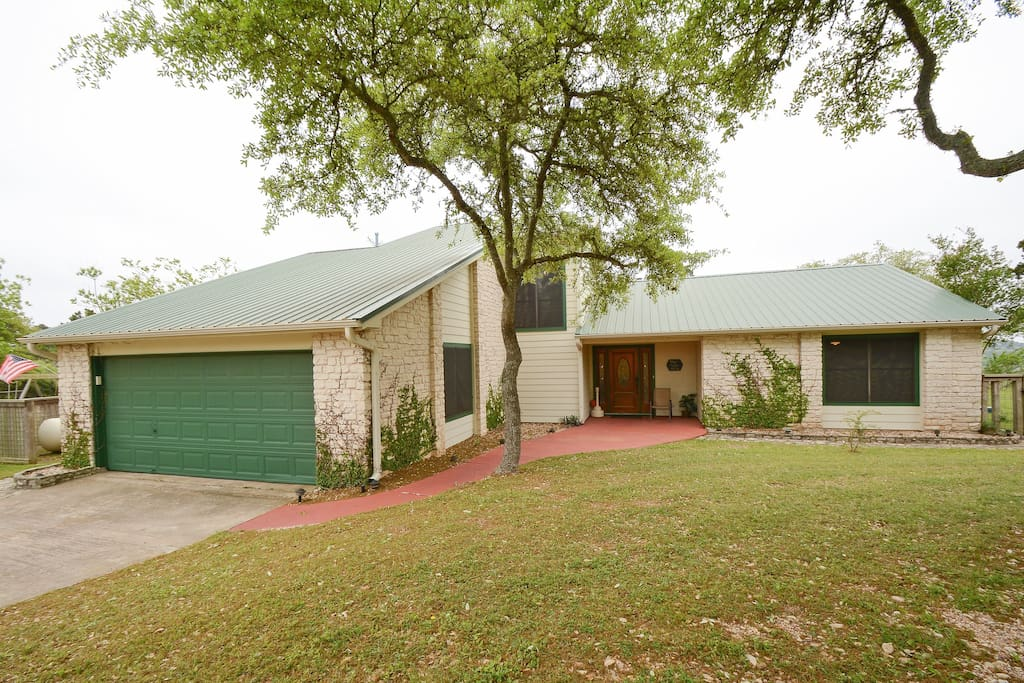 Welcome to Dripping Springs! Your rental is professionally managed by TurnKey Vacation Rentals.
