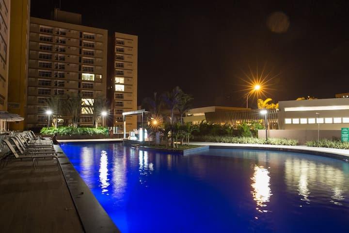 Resort Evian Thermas Residence Caldas Novas