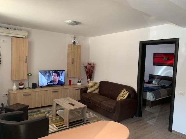 2-Room Apartment Militari Residence M8