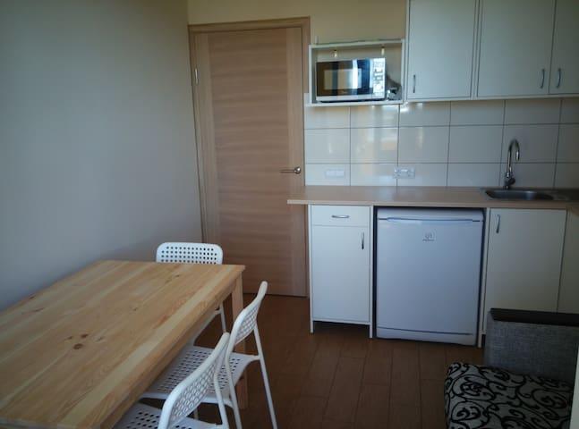 1-я квартира  45 м² - Zelenogradsk