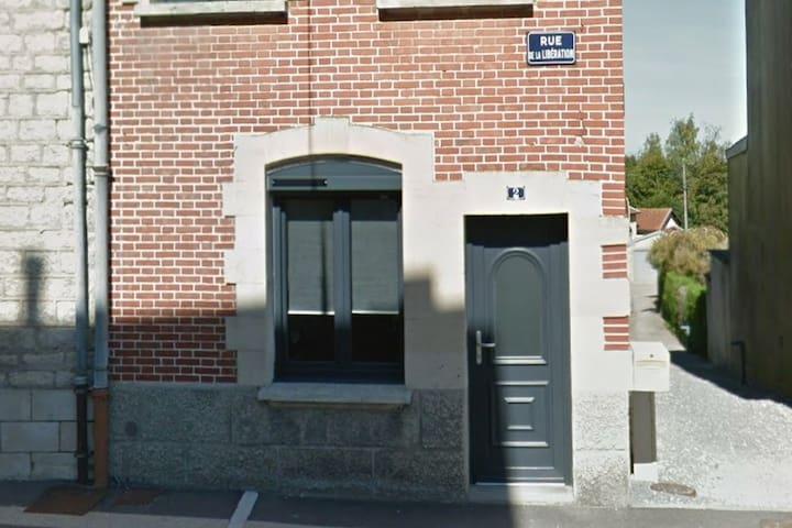 Très charmante maison rénovée