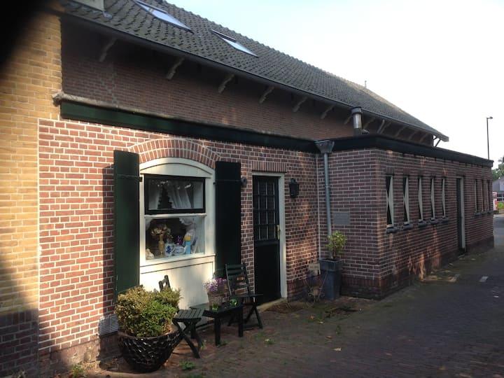 Appartement in oude school Nieuw Loosdrecht