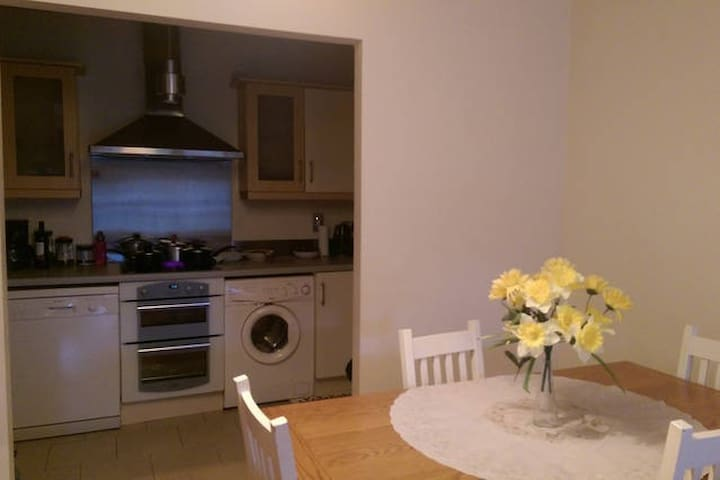 Ensuite Private Twin Room in great location - Dublin - Flat