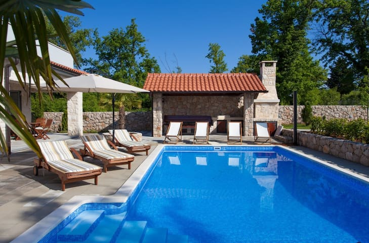 Villa Gabrijela, Croatia Luxury Rent