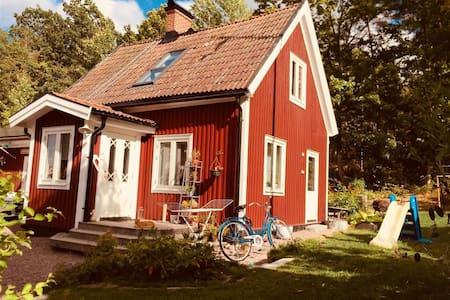 Gårdshus på Sommarro 95 m2