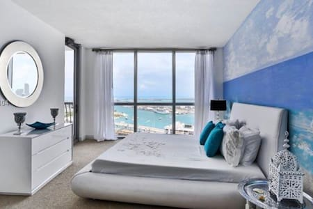 Spectacular 2 bedroom 50th floor direct ocean view