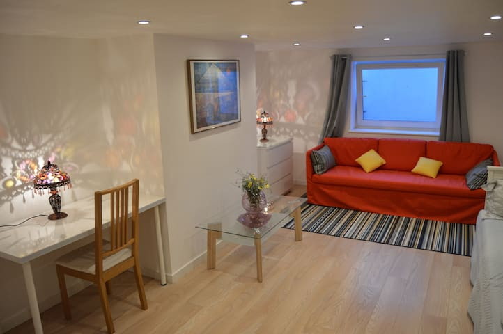 Highly Unusual Contemporary Flat Canterbury