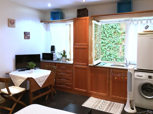 Studio Near The River Tejo - Comfort Well-Being