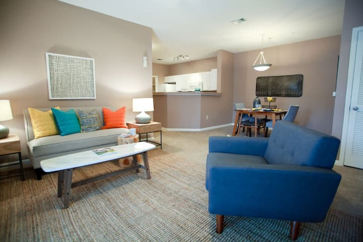 Entire apartment for you | 3BR in Baton Rouge