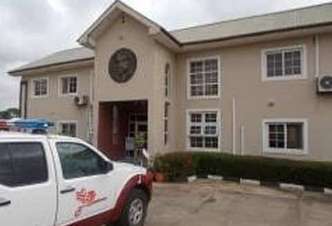 Flourish Hotel...Sperb budget hotel in Akure