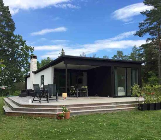 Cottage in the beautiful Swedish archipelago