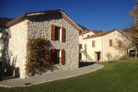 Chez Michèle - Aspres-sur-Buëch - Dům