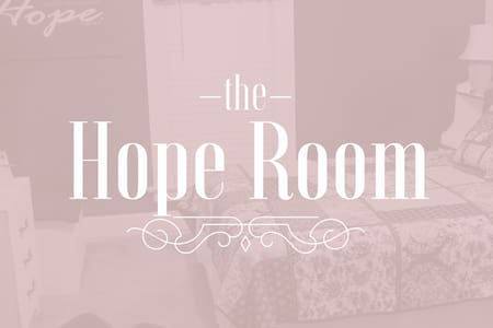 The Hope Room at The Pearl Center
