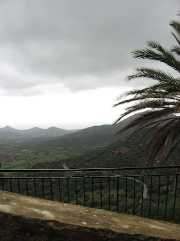 vue panoramique sur begodere