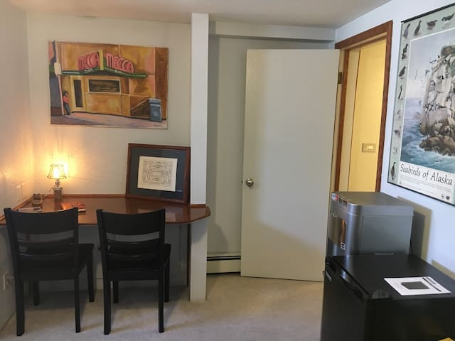 Comfortable 1BR/Downtown location - Fairbanks - House