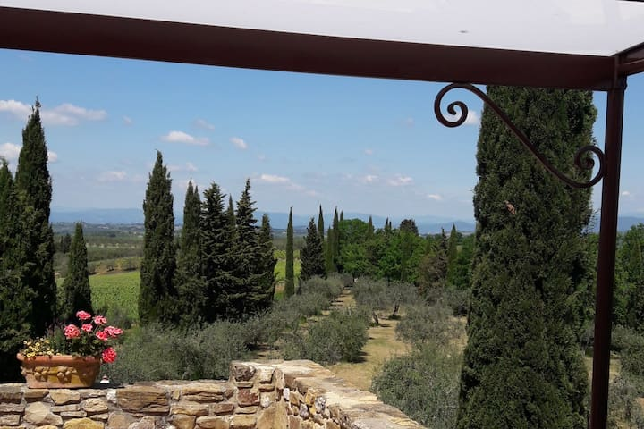 Unit 3 - Charming house between Florence and Siena