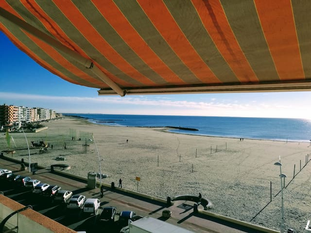 Apartment overlooking the beach - Le St Roch