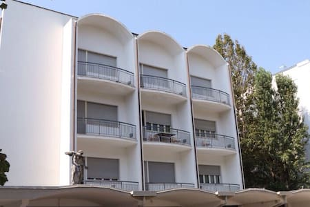 Super appartamento vista mare 120mq - Cervia - Apartament