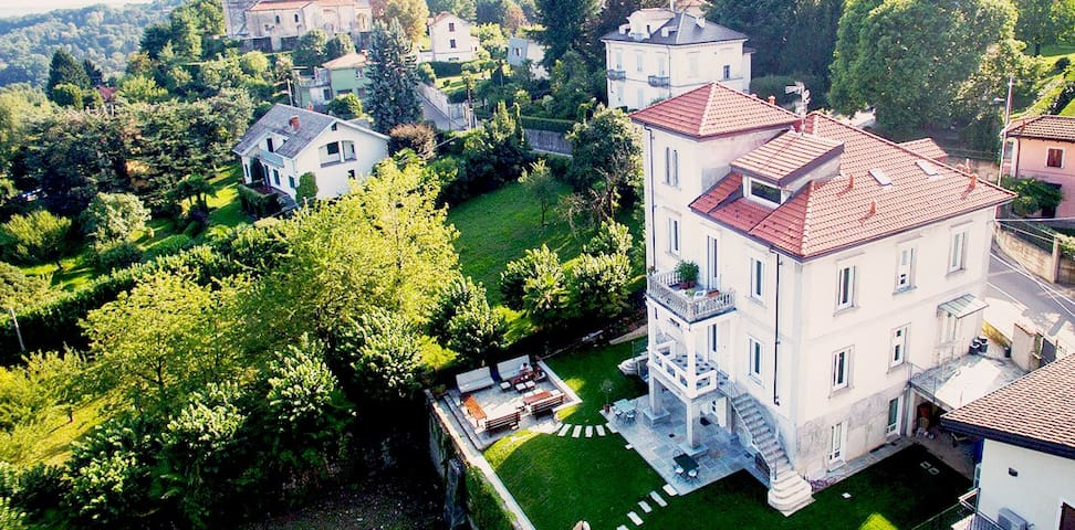Stunning B&B on Lago Maggiore - Arona - Bed & Breakfast