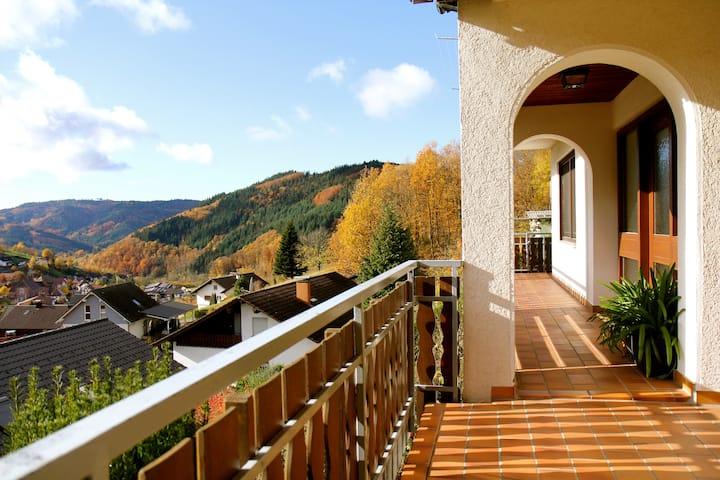 KuckucksLockennest beim Nationalpark Schwarzwald