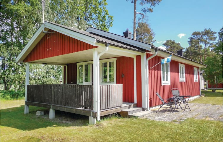 Holiday cottage with 2 bedrooms on 60m² in Mörrum