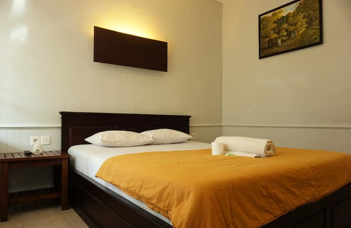 Double Room at Sari Indah Cottages