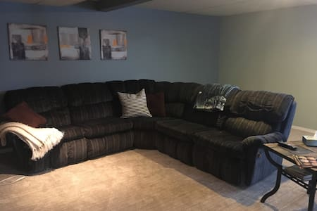 Quiet South Winnipeg Home with Private Suite