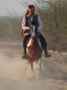 Kutch Classic Riders Camp