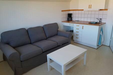 One room beautiful fresh apartment - Helsingborg