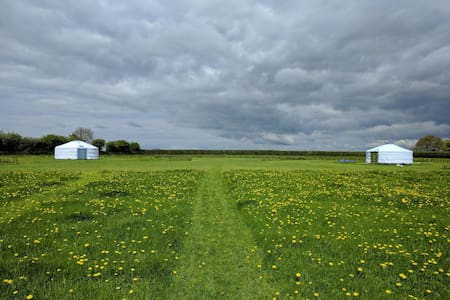 Mongolian Yurt in the heart of the Somerset Levels - Othery - 蒙古包
