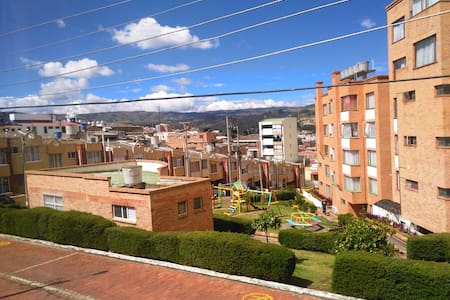 COZY ROOM  close to downtown - Tunja - Huis