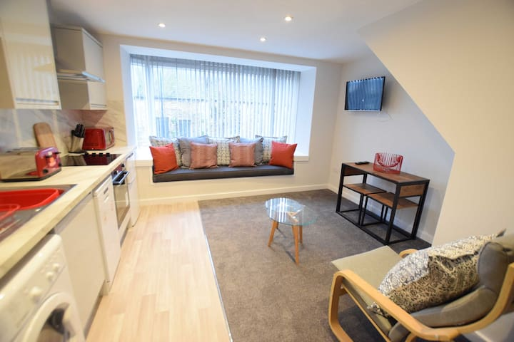 Refurbished 1 bed flat in the heart of Lincoln