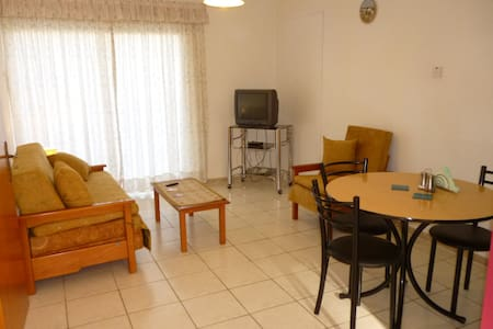 Ground Floor One Bedroom Apartment. - Erimi - Byt
