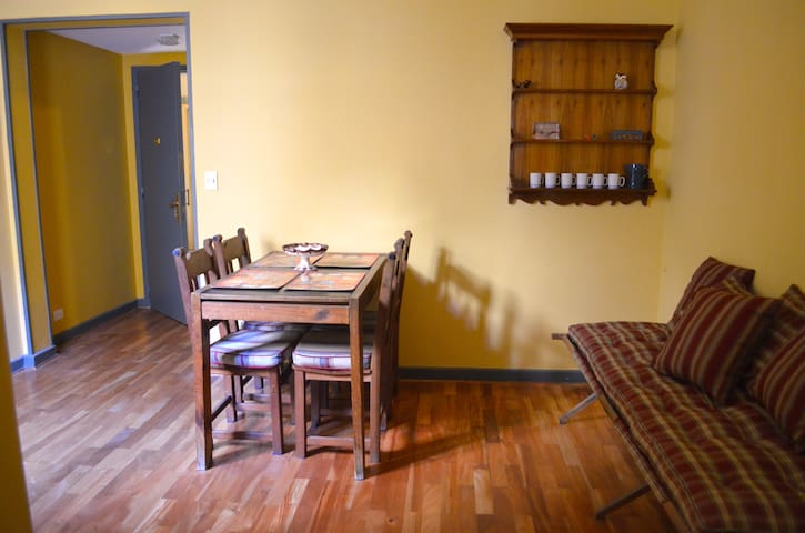 Unbeatable location in downtown Buenos Aires