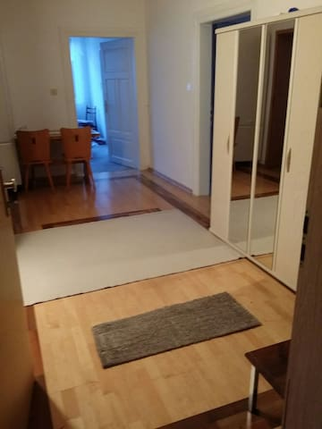 Lovely 1 BD with a lovely Garden. - Clausthal-Zellerfeld - Rumah