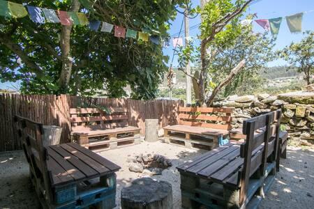 Apartamento en la Playa de Liméns (Cangas).Bouza 1