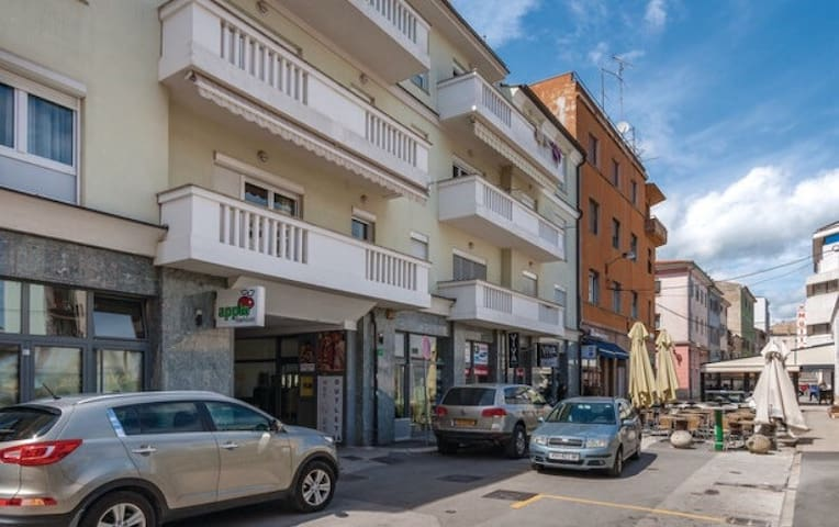 Appartman in CENTER of Pula 2 - Pula - Appartement