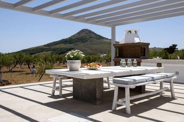 Olive's Villa Marmara - Marmara - Haus