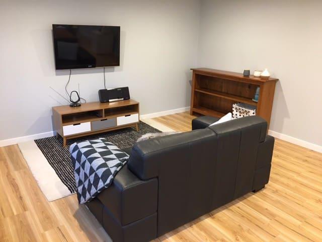 Brand new private cabin