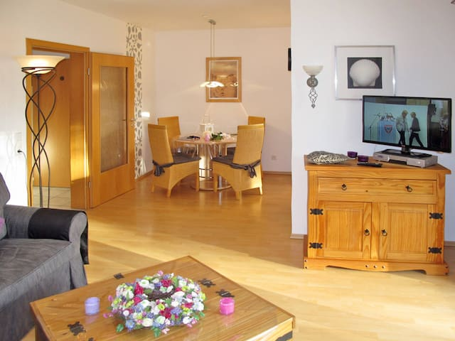 House Ostseetrio for 4 persons in Zinnowitz - Zinnowitz - Casa