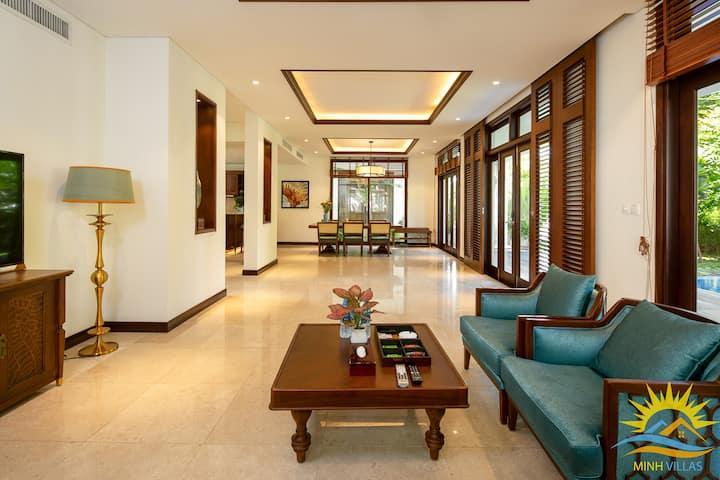 Furama villas 3 bedrooms Private Pool- Minhvillas