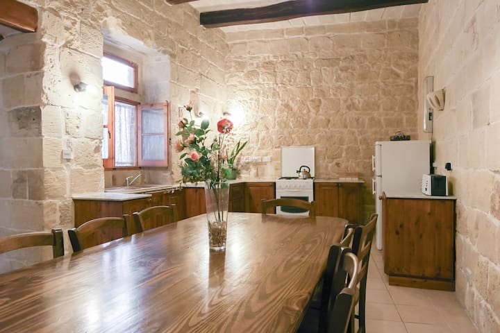 Casa Rustika 4 bedroom near M'Xlokk